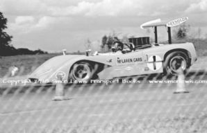 McLaren M8B Dan Gurney, Michigan Can Am 1969